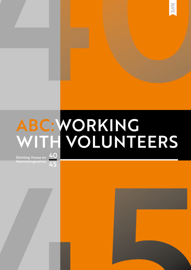 ABC: working with volunteers
