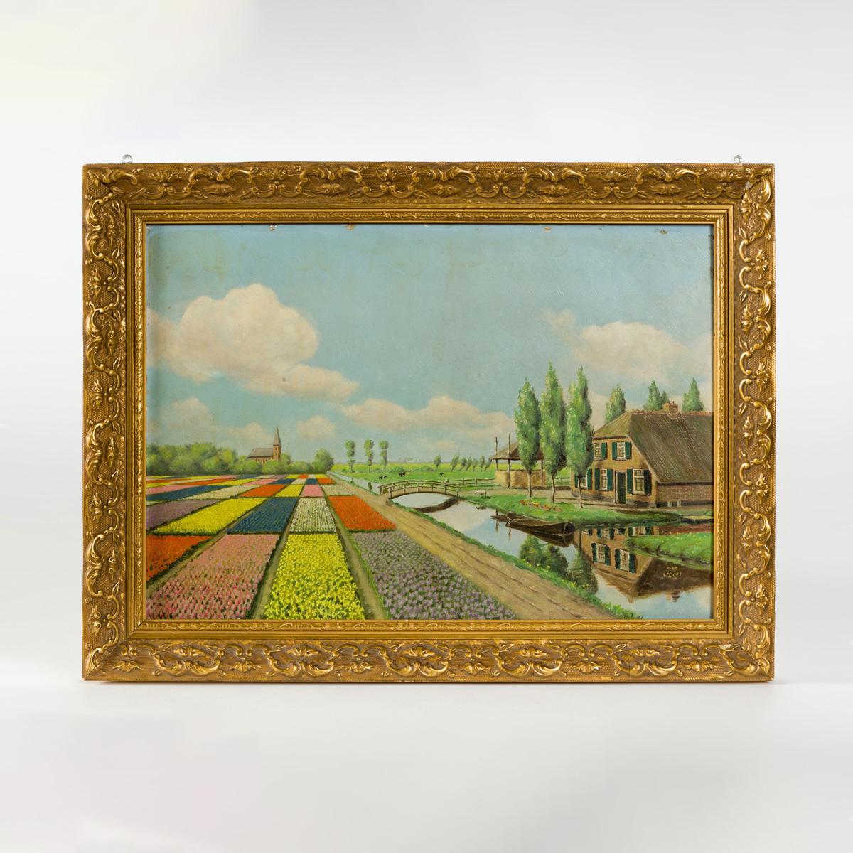 Schilderij van Johan Dons