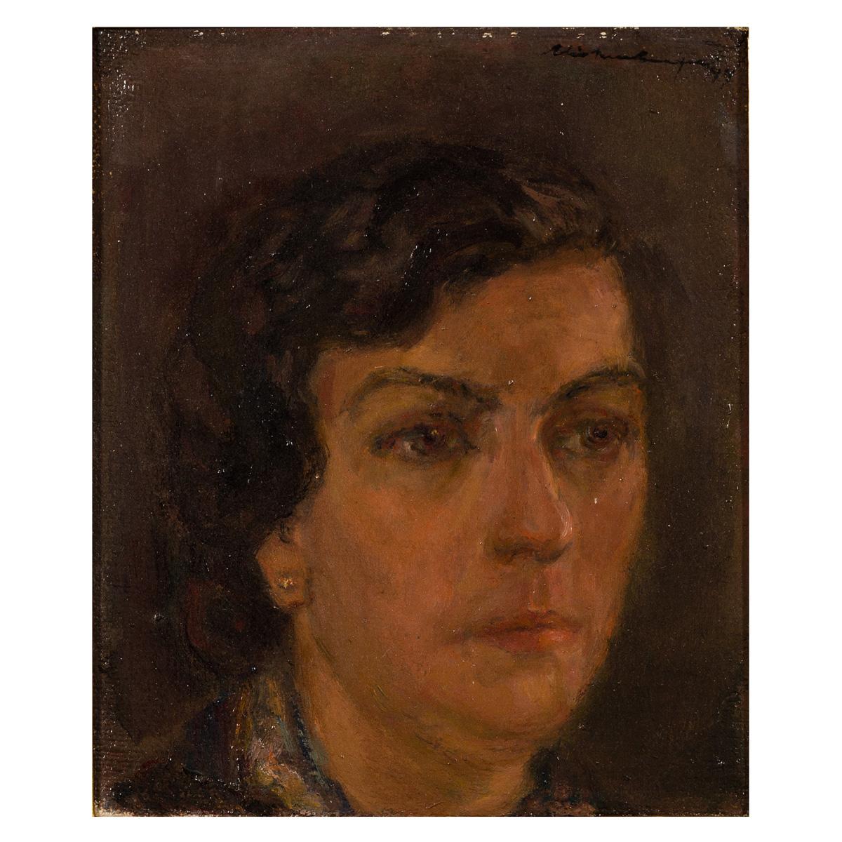 Portret Petronella Maria Bijlard