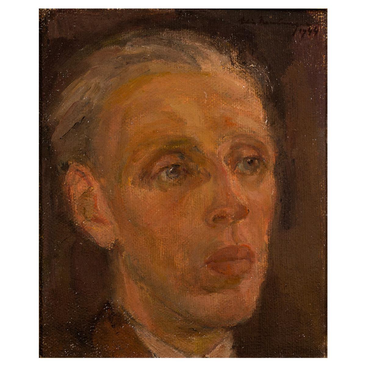 Portret Elie Neuberger