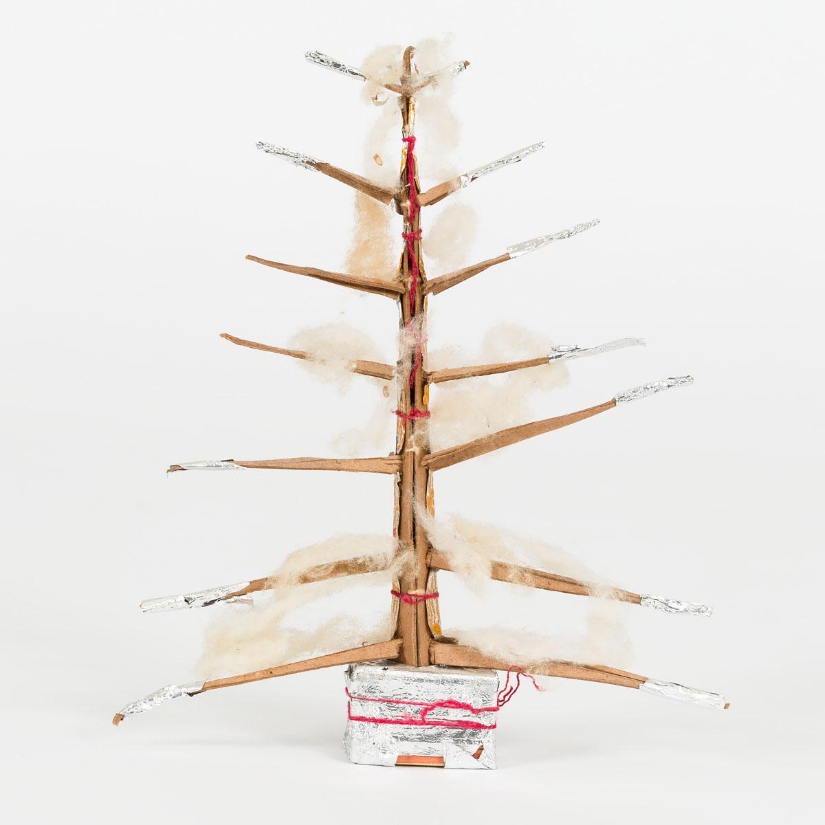 Kerstboom - Verzetsmuseum Amsterdam