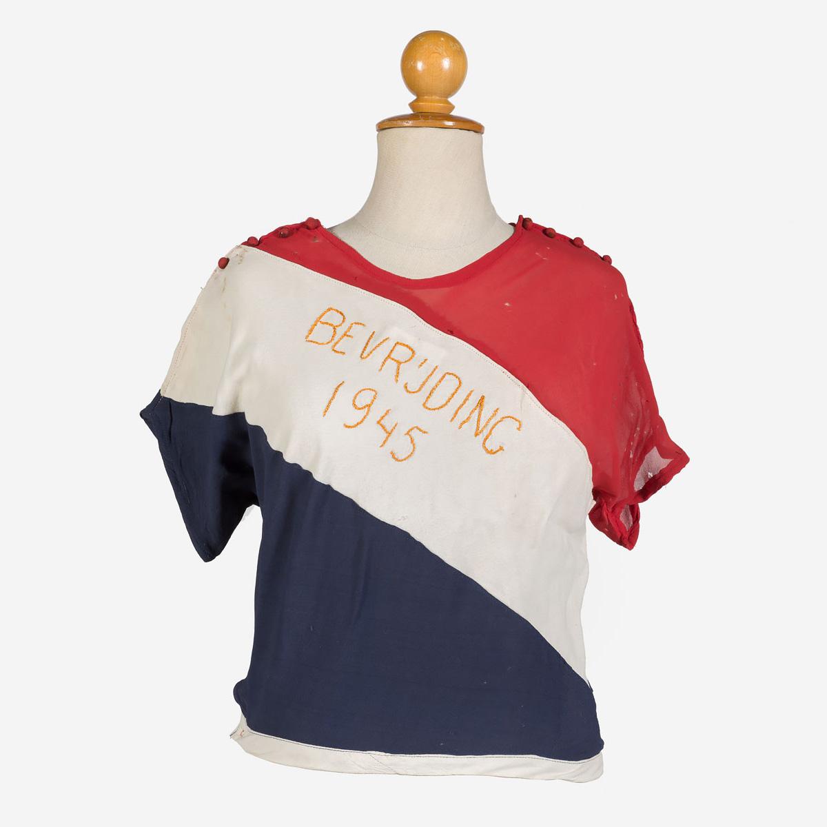 Bevrijdingsbloes - Vrijheidsmuseum Groesbeek